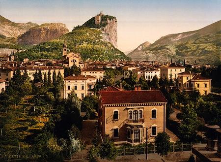 Turn of the century Italy
