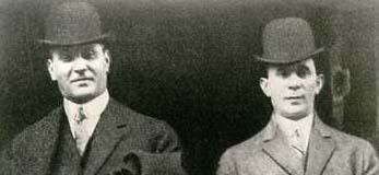 Max Blanck and Isaac Harris