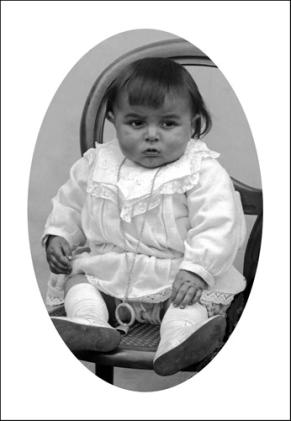Baby photograph