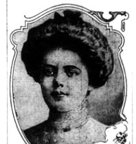 Typhoid Mary, at age 39