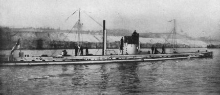 Over 5,000 Allied ships were sunk by German U-boats during World War 1