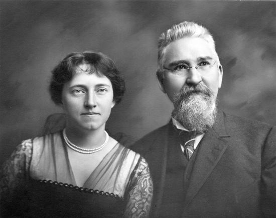 Katherine was a mere 30 years younger than her husband
