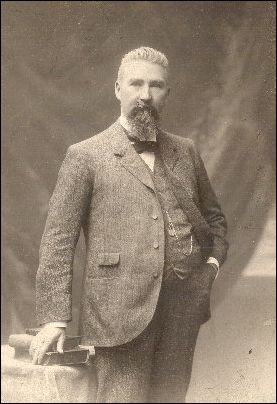 RJ in 1890, when he was still an eligible bachelor