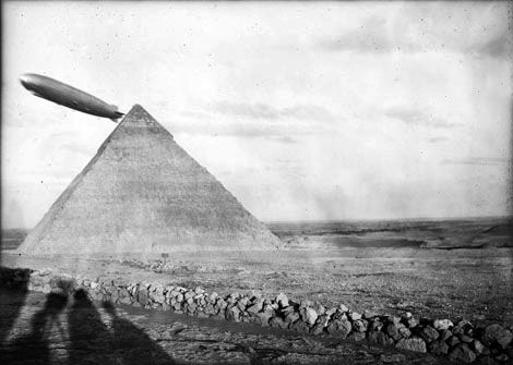 zeppelin pyramid