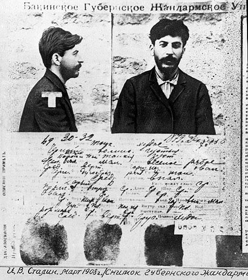 1912 stalin