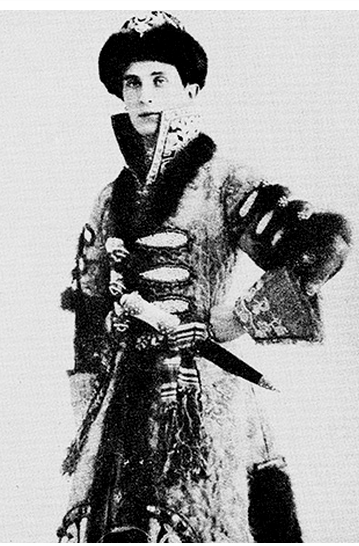 Prince Felix Yusupov, the tsar's nephew by marriage