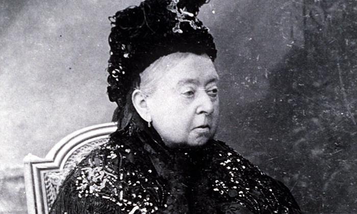 Queen Victoria 1900