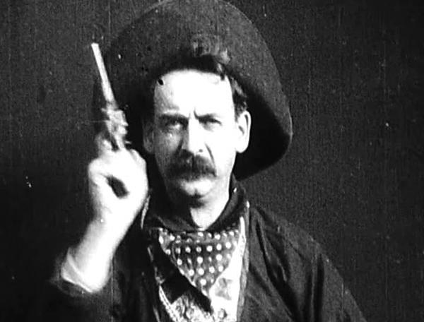 cowboy moustache edison film