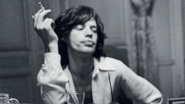 Photo released from Universal Music Group of The Rolling Stones