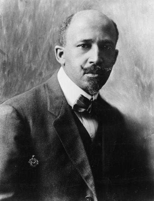 W.E.B. Du Bois, circa 1918