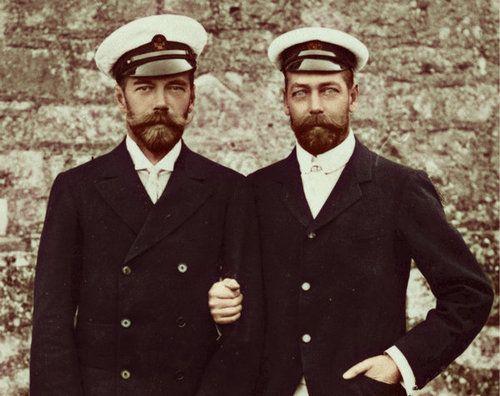 Tsar and King