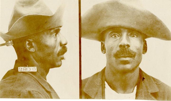 Caesar Franklin, undated, Leavenworth
